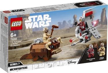 Konstruktor LEGO®Star Wars TM 75265 T-16 Skyhopper™ vs Bantha™ mikrovõitlejad