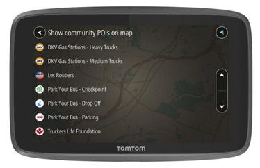Навигация Tomtom GO Pro 6200