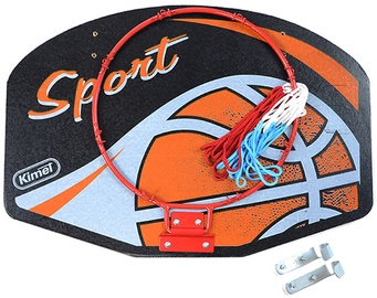 Kimet Basketball Set Orange Ball