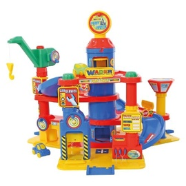 Wader Park Tower 4 Floors With Cars 37855