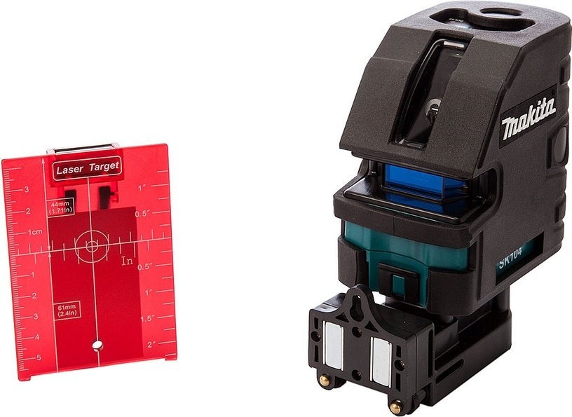 Makita SK104Z Self‑Leveling Horizontal/Vertical Cross‑Line Laser