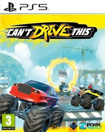 Can't Drive This PS5