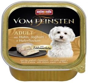 Animonda Vom Feinsten Adult Chicken With Yogurt & Oat Flakes 150g