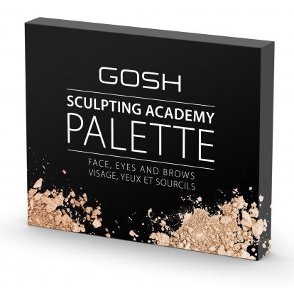 Gosh Sculpting Academy Palette