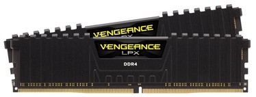 Corsair Vengeance LPX 32GB 3200MHz CL16 DDR4 DIMM KIT OF 2 CMK32GX4M2D3200C16