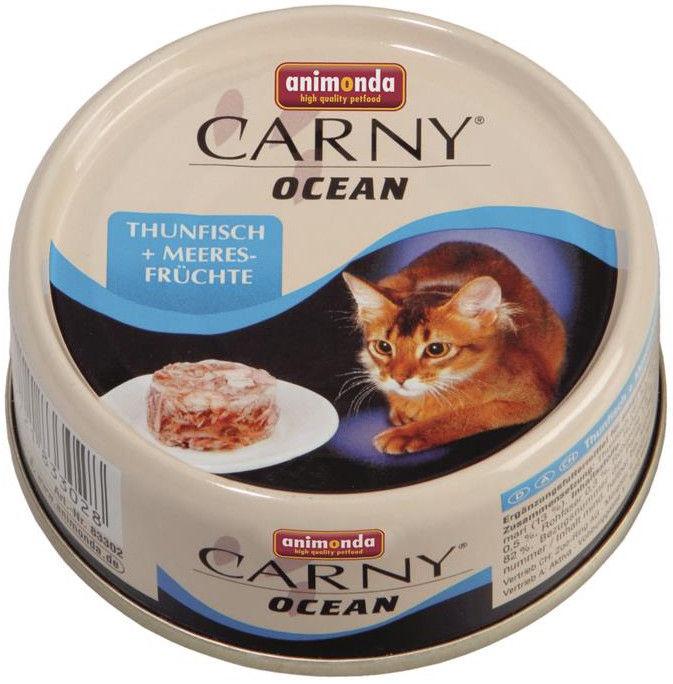 Animonda Carny Ocean Tuna & Seafood 80g