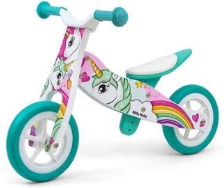 Tasakaaluratas Milly Mally Look Ride On 2in1 Unicorn