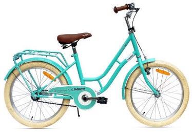 "Jalgratas Monteria Limber 20 Kids Green, 20"""