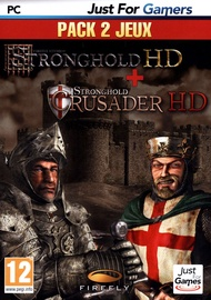 Stronghold HD and Stronghold Crusader HD Double Pack PC