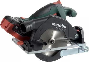 Metabo KS 18 LTX 57 Cordless Circular Saw without Battery