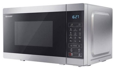 Sharp YC-MS02E-S Microwave Inox