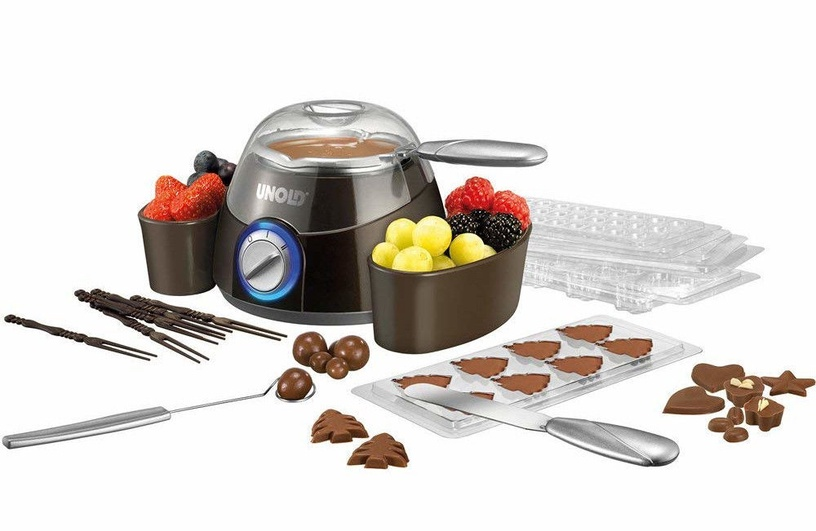 Unold Fondue For Chocolate 48667 Black