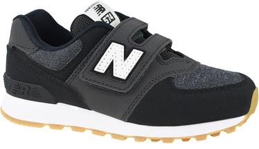 New Balance Kids Shoes YV574DMK Black 33.5