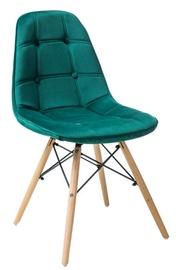 Söögitoa tool Signal Meble Axel III Green, 1 tk