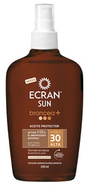 Ecran Sun Lemonoil Bronzing Oil Spray SPF30 200ml