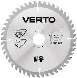Verto Circular Saw Blade 185x30mm 48T