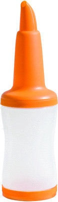 Barkonsult Freepour White 1L Orange