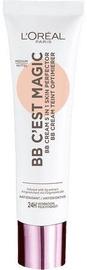 BB näokreem L´Oreal Paris BB C'est Magic SPF20 04, 30 ml