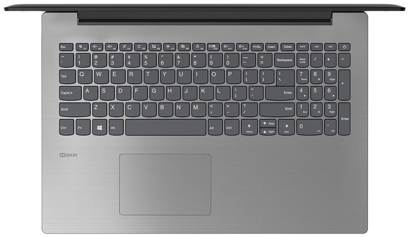 Lenovo Ideapad 330-15 Black 81DE02BDPB