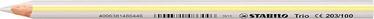 Stabilo Trio Thick Pencil White 203/100