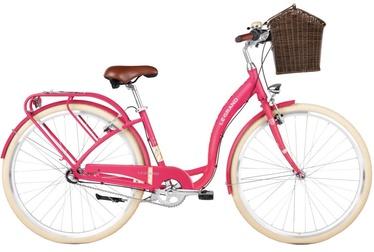 """Jalgratas LEGRAND Lille 5 M 28"""" Pink 17"""