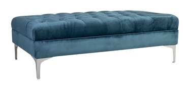 Tumba Home4you Mayers Sea Blue, 141x65x40 cm