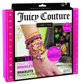 Käevõrude valmistamise komplekt Make It Real Juicy Couture Fruit Obsessions Braclets