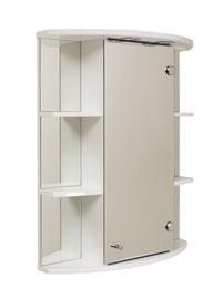 Norta Kvadro 02m Bathroom Cabinet White