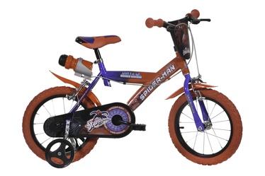 """Laste jalgratas Dino Bikes 163G-SA, sinine/punane, 10.5"""", 16"""""""