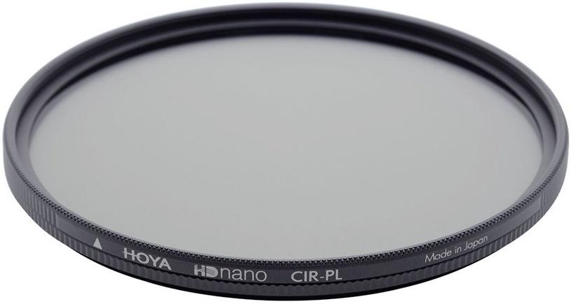 Hoya HD Nano Cir-Pl Filter 62mm