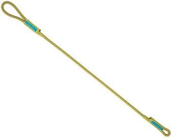 Beal Dynaclip Lanyard Yellow