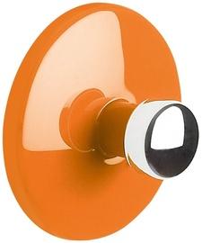Spirella Hook Bowl Ø6cm Orange