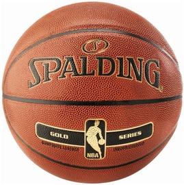 Spalding NBA Tack Soft Gold Ball 76014Z Orange Size 7