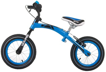 Lastejalgratas Milly Mally Young Balance Bike Blue 0389