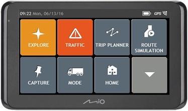 Mio Spirit 8670 LM Truck TMC Bluetooth