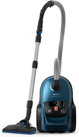 Philips Performer Silent Vacuum Cleaner FC8783/09 Blue