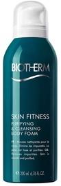 Biotherm Skin Fitness Purifying Body Foam 200ml