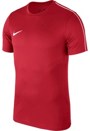 Nike Men's T-Shirt Dry Park 18 SS AA2046 657 Red M
