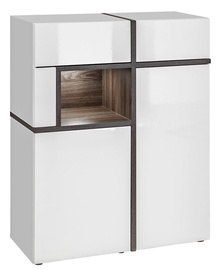 ASM WSN Cross Standing Cabinet White