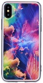 Devia Landscape Back Case For Apple iPhone X/XS Colorful