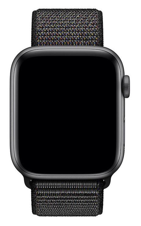Apple 44mm Black Sport Loop Large