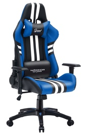 Warrior Chairs Sport Extreme Gaming Chair Black/Blue