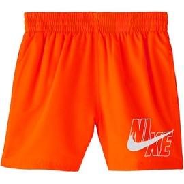 Nike Logo Solid Lap Junior NESSA771 822 Orange M