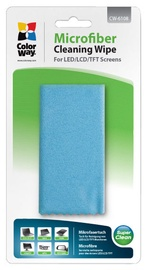 ColorWay Microfiber Cleaning Wipe For Screen And Monitor Cleaning CW-6108