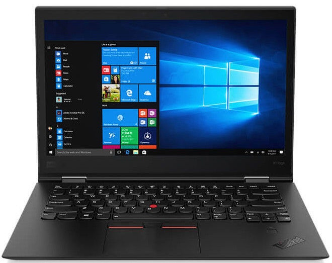 Lenovo ThinkPad X1 Yoga 3 Black 20LD002MPB