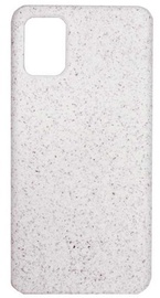Screenor Ecostyle Back Case For Samsung Galaxy A41 Oak White