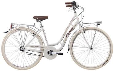 Jalgratas Cinzia Mia Lady 6V White