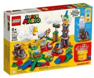 Constructor LEGO Super Mario Master Your Adventure Maker Set 71380
