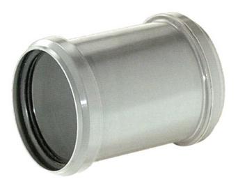 Wavin Optima Connector Pipe Grey 40mm