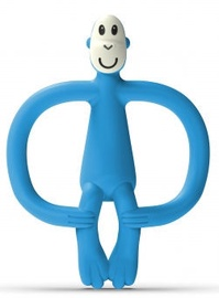 Matchstick Monkey Teether Monkey 3m+ Blue